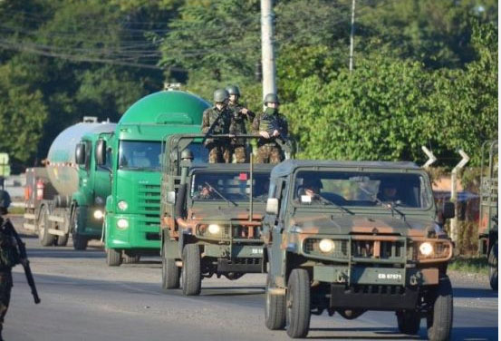 Exército trabalha para chegada de medicamentos na Paraíba