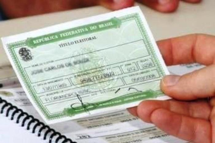 208 mil eleitores perdem direitos por não justificarem voto, na PB