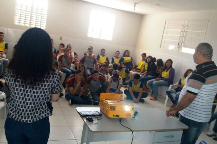 Saúde de Monteiro promove palestras sobre o uso Racional dos Medicamentos