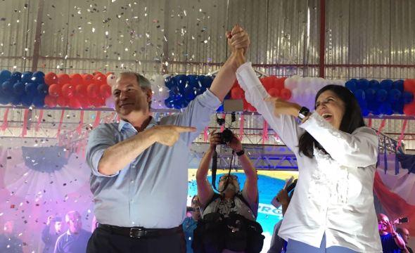 Com presença de Ciro, PDT lança pré-candidatura de Lígia ao governo