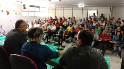 MPF-PB recomenda que municípios comprem produtos da agricultura familiar