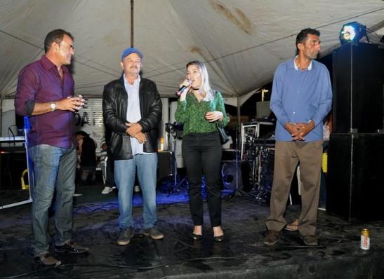 Vice-prefeito confirma tradicional festa do Bairro do Brás, em Monteiro