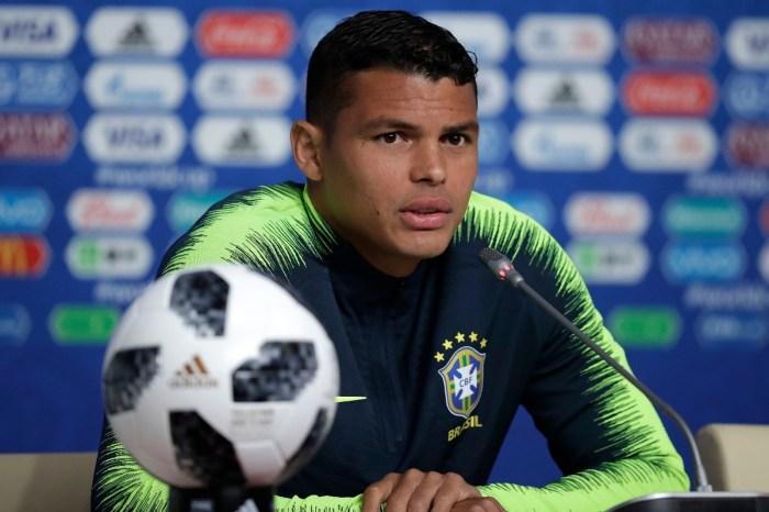 Thiago Silva será o capitão da vez contra a Costa Rica