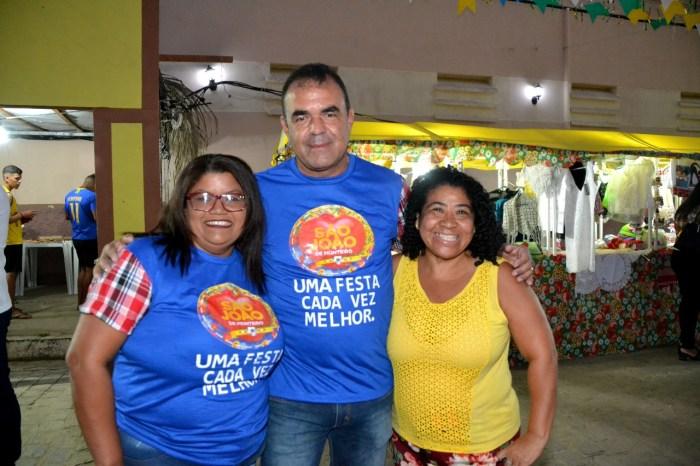 Vice-prefeito Celecileno participa da abertura do Sítio São Francisco em Monteiro