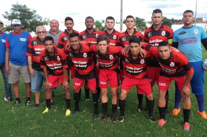 Tabajara de Monteiro goleia equipe de Sumé em amistoso comemorativo