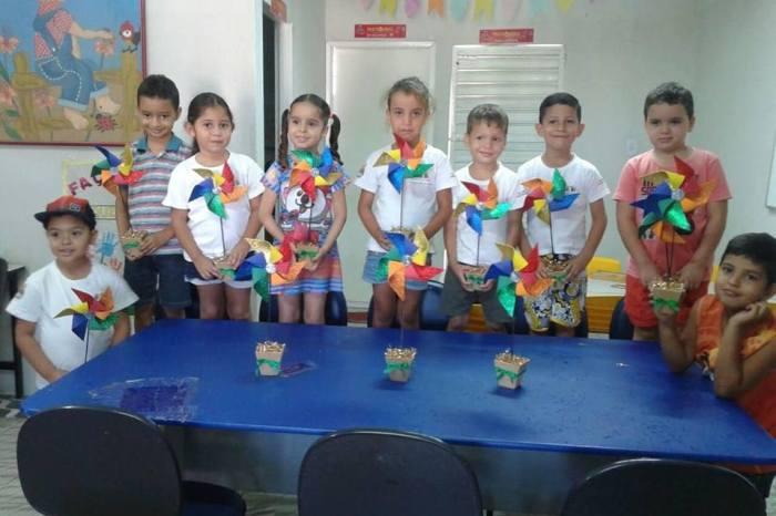 Sumé realiza oficinas durante a campanha de erradicação do trabalho infantil