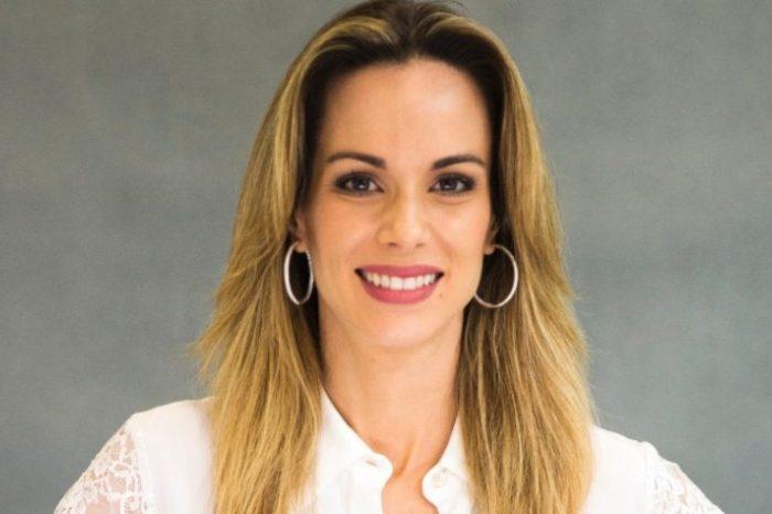 Ana Furtado realiza 1ª sessão de quimioterapia: 'Fé revigorada'