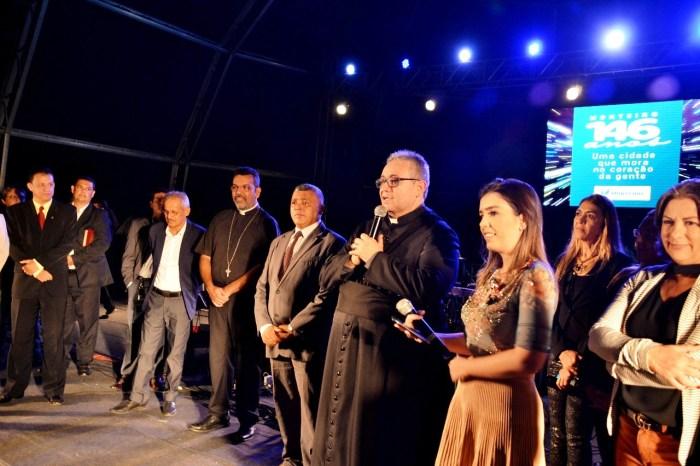 Comunidades religiosas unem-se em agradecimento pelos 146 anos de Monteiro