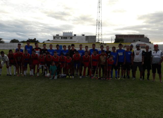 Tabajara faz parceria com Botafogo da Paraíba e cria novas categorias de base.