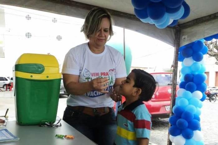 Vigilância em Saúde de Monteiro atinge meta de imunização contra Influenza
