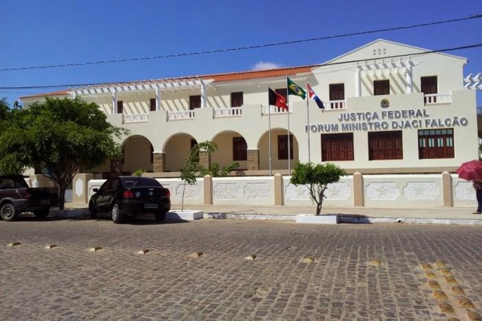 Justiça Federal leiloa itens relativos a processos que tramitam em Varas, incluindo Monteiro