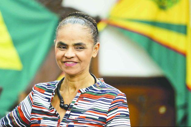 """""""A eleição de 2014 foi uma fraude"""", diz pré-candidata Marina Silva"""