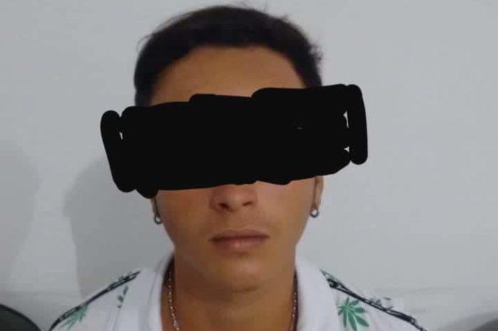 Adolescente suspeito de furto de moto é apreendido pela PM em Serra Branca