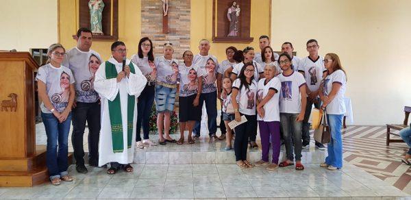 Celebrada missa em homenagem a um ano de morte da cantora caririzeira, Eliza Clívia