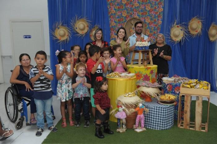 Festejos juninos são comemorados nesta quinta-feira no CER II e no NAPSE em Monteiro