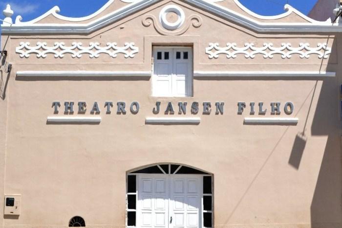 Teatro Municipal Jansen Filho recebe novos equipamentos de iluminação cênica