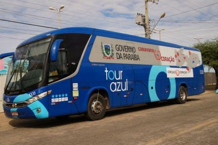 Monteiro é o primeiro município a receber a 6ª Caravana do Coração