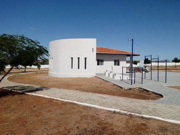 Academia da Saúde em São Domingos do Cariri será inaugurada com a presença de parlamentar
