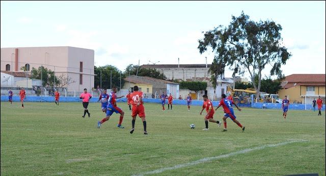 Amparo Atlético Clube vence Femar da cidade de Sumé por 3 a 0 em partita amistosa