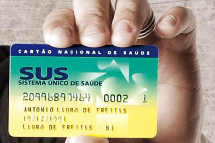 Sistema normaliza e cartões SUS voltam a ser emitidos na Capital