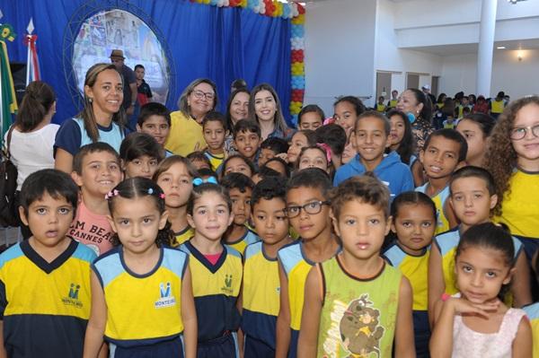 Alunos da Rede Municipal realizam a I ExpoArt na cidade de Monteiro