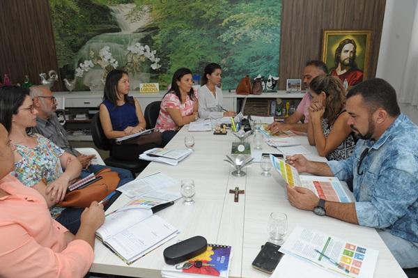 MONTEIRO: Secretarias municipais se articulam para atingir objetivos do Selo Unicef 2017-2020