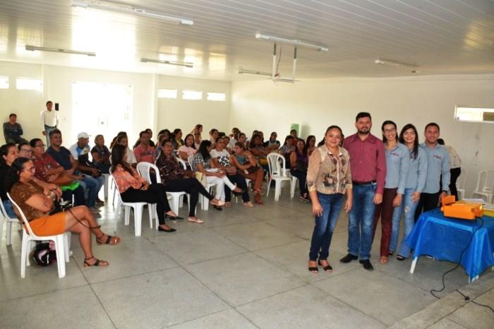 Unidades Executoras das Escolas Municipais passam por capacitação na cidade de Monteiro