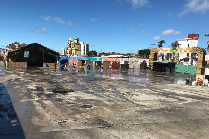 Após inspeção, CG confirma shows no Parque do Povo neste domingo