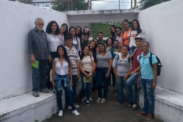 Estudantes do CDSA conhecem experiência de estação de Tratamento de águas e esgotos