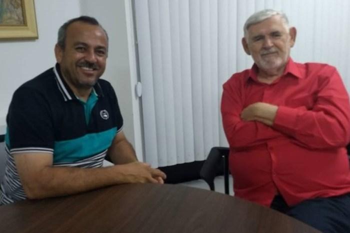 Ex-candidato a prefeito de Monteiro declara apoio a Luiz Couto para o Senado