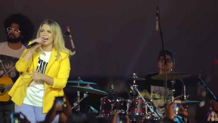 Novo DVD de Marília Mendonça terá músicas gravadas nos 27 estados