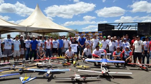 II Encontro de Aeromodelismo de Monteiro acontece dia 16 de setembro