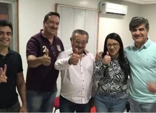 Ex-prefeito de S. J. do Tigre reafirma apoio a Maranhão e esclarece participação em convenções