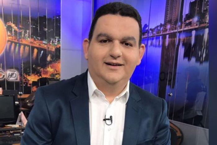Radialista Fabiano Gomes é preso pela Polícia Federal em JP