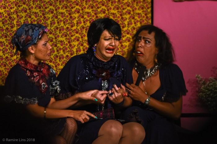 Abertura da VII Mostra de Teatro e Dança garante muitas risadas no Teatro Jansen Filho