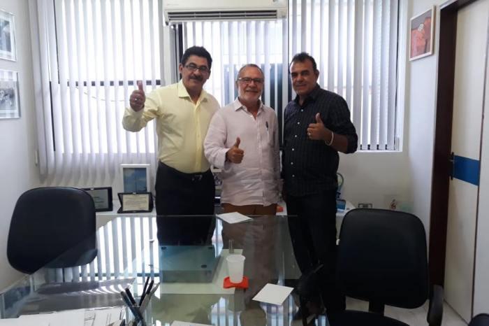 Eleições 2018: Vice-prefeito de Monteiro anuncia apoio a pré-candidatura de Batinga