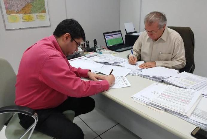 Governo assina contrato para atualizar Plano de Recursos Hídricos