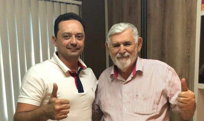 Prefeito de Sumé, Éden Duarte, reafirma apoio a candidatura de Luiz Couto para o Senado