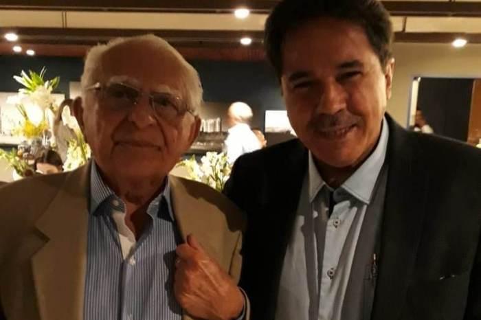 Ex-deputado federal Evaldo Gonçalves apoia Álvaro Neto por identificação do mesmo com o Cariri