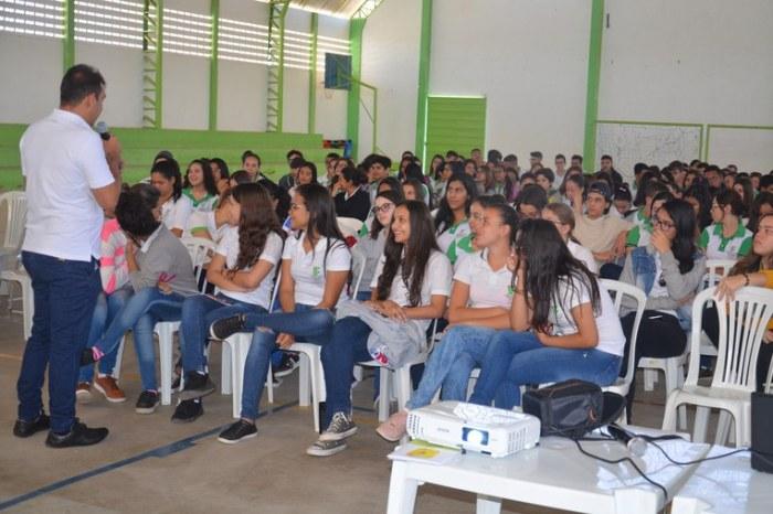 Campus do Instituto Federal da cidade de Monteiro celebra o 'Dia do Estudante'