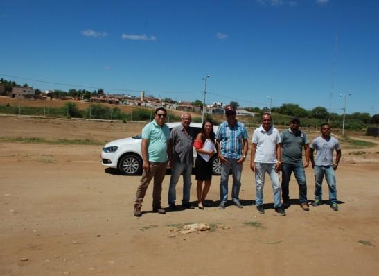 Governo inicia projeto para obras de interligação de mais um bairro de Monteiro a BR 412