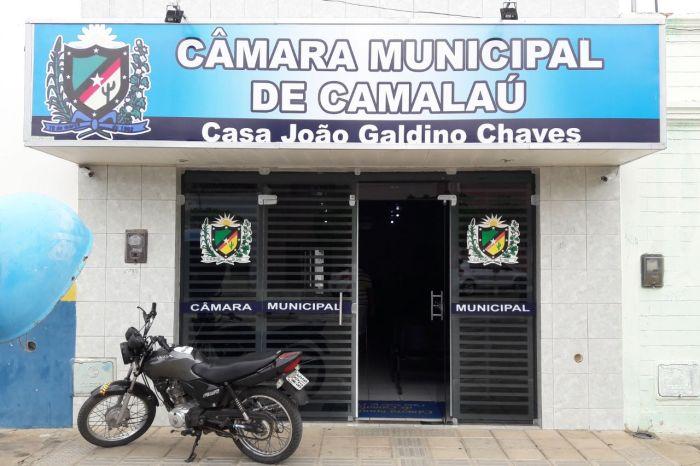 TCE aprova contas de 2017 da Câmara Municipal de Camalaú