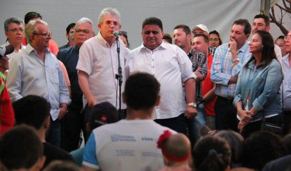 Governo conclui Anel do Cariri e entrega trecho que liga São Domingos do Cariri a Caraúbas