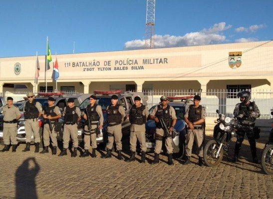 Batalhão da PM de Monteiro tem novo comandante; Major Samaroni assume nesta sexta