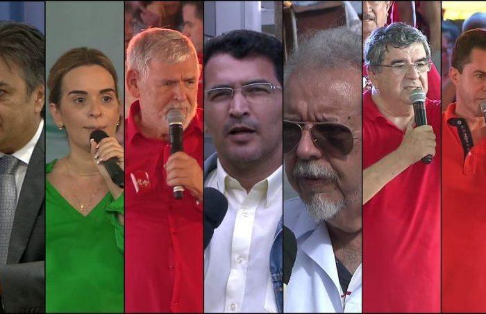 Candidatos ao Senado pela PB já receberam R$ 4 milhões em doações