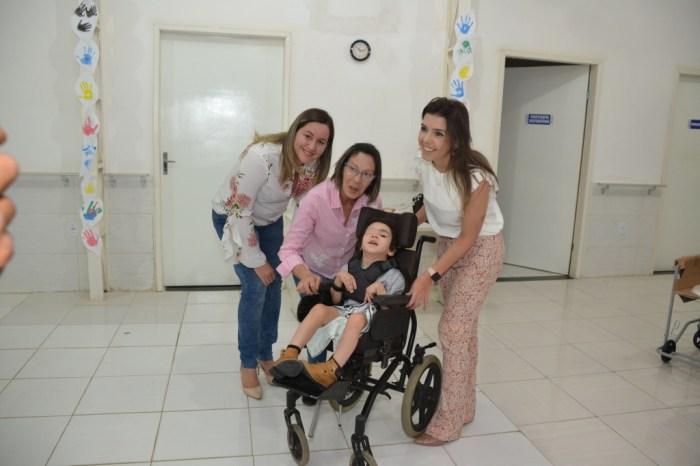 Monteirenses são beneficiados com entrega de próteses e órteses pela Secretaria de Saúde