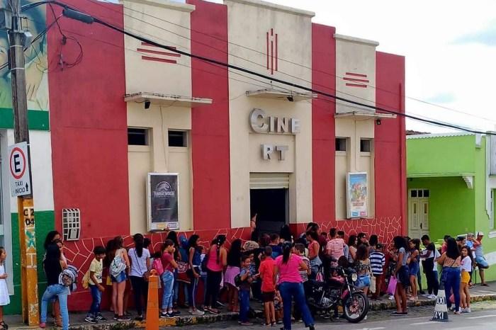 Dono do único cinema de rua da PB terá homenagem internacional