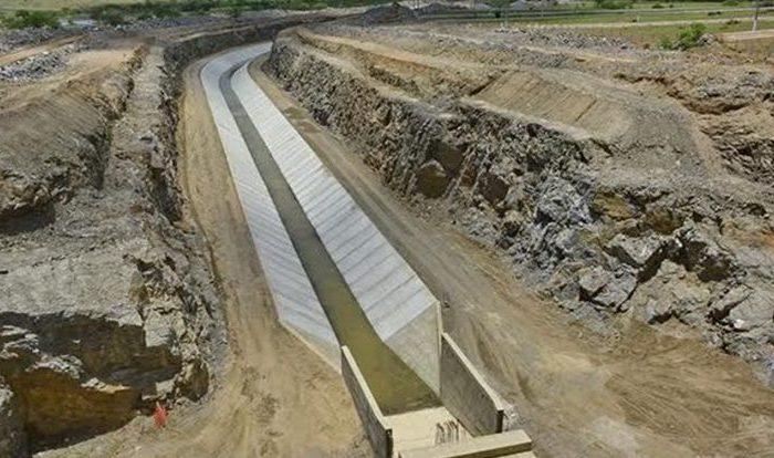 Obras do Eixo Leste na PB estão aptas a receber as águas da Transposição