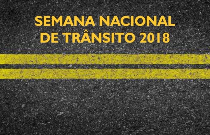 Monteiro realiza Semana Nacional de Trânsito visando conscientização dos motoristas