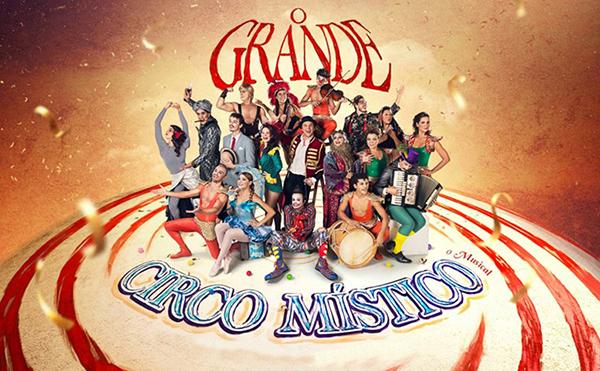 Filme 'O Grande Circo Místico' vai representar o Brasil no Oscar